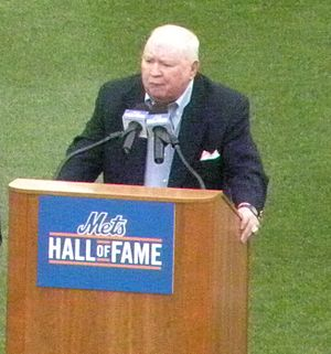 Frank Cashen's Mets Hall of Fame Speech CROP