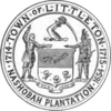 Official seal of Littleton, Massachusetts