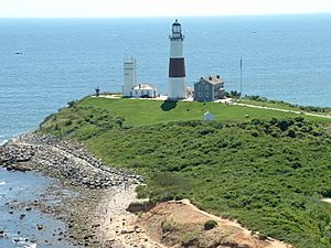 Montauk Point Lighthouse 2008