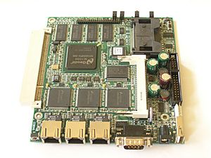 Soekris net4801 board