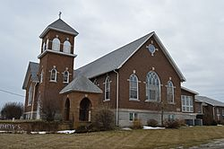 St. Matthew's United Methodist Church on State Road 9
