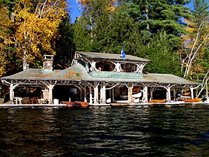 Topridge Boathouse