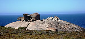 AUS Kangaroo-Island Remarkable-Rocks