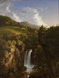 Cole Thomas Genesee Scenery 1847