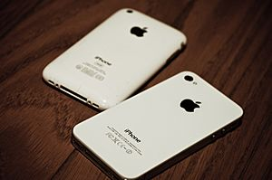 IPhone 4S Compared to iPhone 3GS