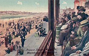 Watching the Bathers, Revere Beach, MA