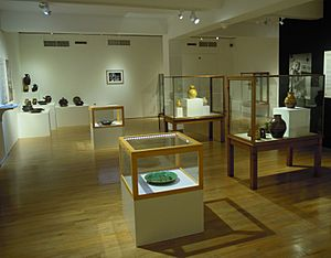 Burton at Bideford Ceramics Gallery