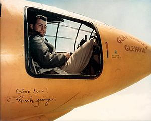 Chuck Yeager X-1 (color)