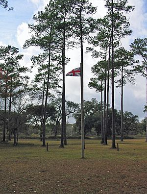 Fort Gadsden Union Flag