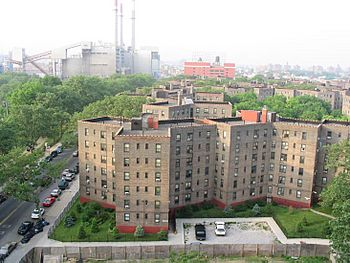 Queensbridge Houses, Queens, New York