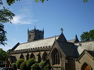 St Laurence's Church, Chorley