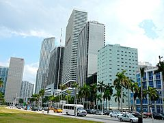 Biscayne Boulevard south end