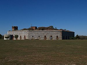 New Bedford Fort