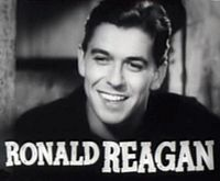 Ronald Reagan in Cowboy From Brooklyn trailer