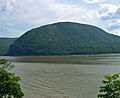 Storm King from across Hudson