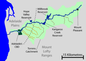 Torrens catchment map.png