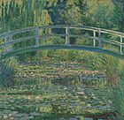 Claude Monet, The Water-Liliy Pond (National Gallery, London)