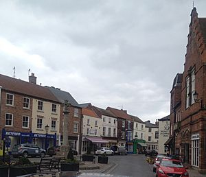 Howden Town Centre