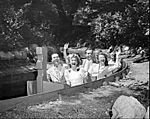 Mill on the Floss ride Riverview Park Chicago 1942.JPG