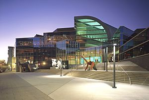 The Kentucky Center for the Performing Arts