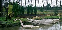London - Crystal Palace - Victorian Dinosaurs