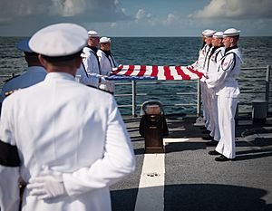 Neil Armstrong burial at sea (201209140008HQ)
