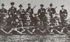 S. Hogan - Flying Column No. 2, 3rd Tipperary Brigade, IRA - 1921