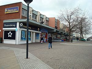 Shopping Centre, London Road, Swanley - geograph.org.uk - 725103