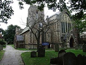 St Mary and Eanswythe, Folkestone - geograph.org.uk - 1413084.jpg