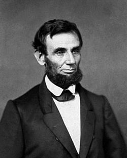 Abraham Lincoln O-55, 1861-crop