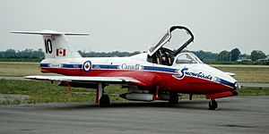 Ct114 tutor snowbirds stcatharines 1