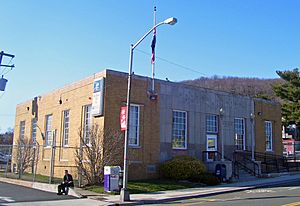 Suffern, NY, post office