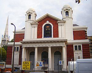 Upper clapton new synagogue 1