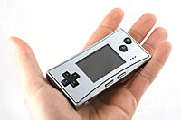 Wikipedia gameboy micro