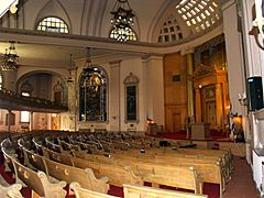 Congregation Beth Elohim interior 2