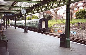 Dorset swanage station