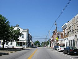 Downtown Owingsville