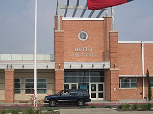 Hutto, TX, High School IMG 3050