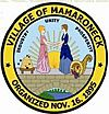 Official seal of Mamaroneck, New York