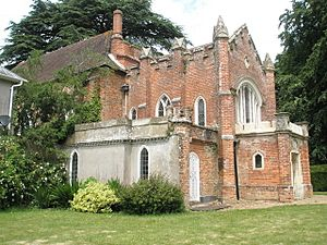 St Paul's Church, Stansted Park, West Sussex (Geograph Image 1914616 0266c084)