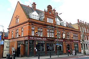 Windmill Bar, Cricklewood, NW2 (5695942466)