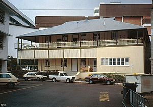 James Cook University Department of Public Health and Tropical Medicine Building, 1992.jpg