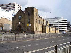 Our Lady of Lourdes and St. Michael R.C. Church - geograph.org.uk - 381530
