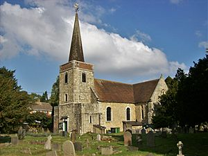 St Peter and St Paul, Teston 01.jpg