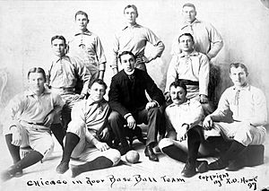 Chicago Softball Team in 1897