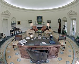 Oval Office 1981