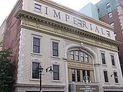 Saint John, New Brunswick Imperial Theatre