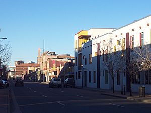 Sante Fe Arts District (Denver, Colorado - 17 December 2003)