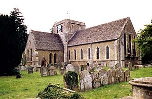 All Saints, Faringdon - geograph.org.uk - 1543484