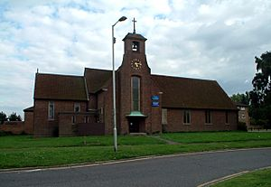 Church of St. Edward King and Confessor, New Addington, CR0 - geograph.org.uk - 41210
